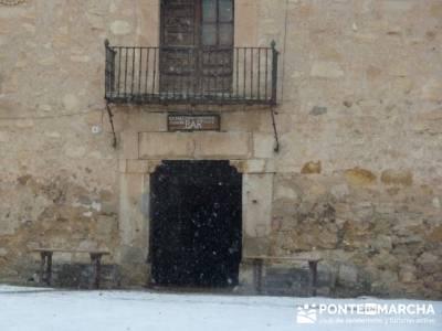 Villa de Pedraza y el Cañón del Río Cega; senderismo ibiza
